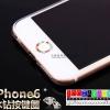 (027-074)อุปกรณ์ตกแต่งสำหรับปุ่มโฮมปุ่มวงแหวนเพชร Rhinestone สำหรับ iPhone5/5s/6/6+