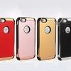 (385-106)เคสมือถือไอโฟน case iphone 6Plus/6S Plus เคสกันกระแทกสไตล์สุดหรูชุบแวว