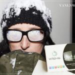 ผ้าเช็ดแว่นตาป้องกันฝ้า WISHS Dry Anit Fog Cloth ใช้งานยาวนานได้ถึง 450 ครั้ง ด้วยนวัตกรรมใหม่ล่าสุดจาก USA