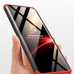 (777-001)เคสโทรศัพท์มือถือ Case OPPO Find X เคสพลาสติกคลุมเครื่อง 360 องศา