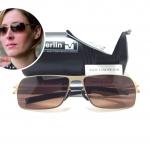 แว่นกันแดด ic berlin model M4043 matt gold 61-16 <ทอง>