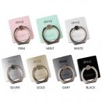 (436-007)แหวนโลหะสำหรับติดด้านหลังโทรศัพท์