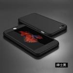 (พร้อมส่ง22)เคสมือถือไอโฟน case iphone 5/5s/SE เคสพลาสติกคลุมเครื่องแบบประกบสไตล์กันกระแทก