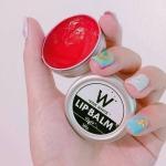 Wink White Lipbalm ลิปบาล์ม วิ้งไวท์ ผลิตภัณฑ์สำหรับบำรุงริมฝีปากให้อมชมพู อิ่มน้ำ ชุ่มชื่น สุขภาพดี