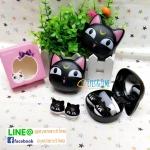 ตลับชุดใหญ่ ลายแมวเซเลอร์มูนสีดำ LUNA (ลูน่า)