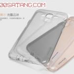(385-045)เคสมือถือซัมซุง Case Samsung Galaxy J7 พรีเมี่ยมเคสนิ่มใสบางสไตล์ Nillkin Nature