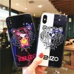 (717-003)เคสมือถือไอโฟน Case iPhone 6Plus/6S Plus เคสยาง Blu-ray เสือดาว