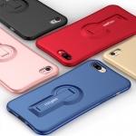 (640-003)เคสมือถือไอโฟน Case iPhone7 Plus/iPhone8 Plus เคสนิ่มคลุมเครื่องขาตั้งในตัวแฟชั่น
