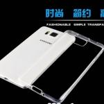 (พร้อมส่ง)เคสมือถือซัมซุง Case Samsung Galaxy Alpha เคสนิ่มใสแฟชั่นแบบบางพื้นหลังกันรอยนิ้วมือลาย DOT