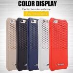 (436-087)เคสมือถือไอโฟน case iphone 5/5s/SE เคสนิ่มสไตล์กันกระแทกรุ่นระบายความร้อน