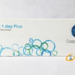 Biomedics 1Day Plus สำหรับสายตาสั้น คอนแทคเลนส์ใส รายวัน