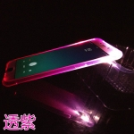 (พร้อมส่ง)เคสมือถือ Case Huawei P8 Lite เคสนิ่มใสสะท้อนแสงแฟลช