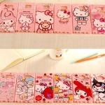 (151-291)เคสมือถือซัมซุงโน๊ต Case Note4 เคสนิ่ม คิตตี้ Melody Candy
