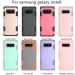 (436-297)เคสมือถือซัมซุง Case Samsung Galaxy Note8 เคสนิ่มเกราะพลาสติกสไตล์กันกระแทก