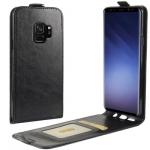 (699-002)เคสมือถือซัมซุง Case Samsung S9 เคสนิ่มสไตล์ฝาพับเปิดจากด้านบนลงล่าง