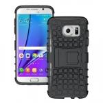 (002-122)เคสมือถือซัมซุง Case Samsung Galaxy S7 Edge เคสนิ่มกันกระแทกแบบประกบสองชิ้นสุดฮิตขอบสี