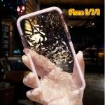 (720-001)เคสมือถือไอโฟน Case iPhone X เคสนิ่มลายกระเบื้องใสโมเสค