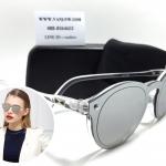 แว่นกันแดดแฟชั่น S1881 55-15 135 <ปรอทเงิน>
