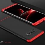 (025-657)เคสมือถือซัมซุง Case Samsung Galaxy Note8 เคสคลุมรอบป้องกันขอบด้านบนและด้านล่างสีสันสดใส