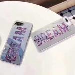 (436-398)เคสมือถือไอโฟน Case iPhone 6Plus/6S Plus เคส Glitter Dream