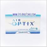 Air Optix Aqua คอนแทคเลนส์รายเดือน (มีโปรเพิ่มเติม) (3 ชิ้น)