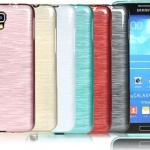 (586-002)เคสมือถือซัมซุงโน๊ต Note3 Neo เคสนิ่มแฟชั่นลายอลูมิเนียม