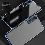 (724-005)เคสโทรศัพท์มือถือ Case Huawei P20 เคสนิ่มแฟชั่นขอบสีเมทัลลิค