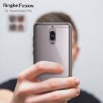 (643-009)เคสมือถือ Case HUAWEI Mate9 Pro เคสนิ่มใสกันกระแทกสุดฮิต RingKe
