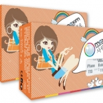 Maxim ตาโต กล่องส้ม สำหรับสายตา -9.50 ถึง -12.00