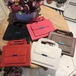 (748-007)เคสไอแพด iPad6 Air2 เคสสไตล์กระเป๋านักธุรกิจ