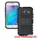 (002-071)เคสมือถือซัมซุง Case Samsung Galaxy J1 เคสพลาสติกกันกระแทกรุ่นขอบสี