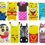 (006-025)เคสมือถือไอโฟน case iphone 6 Plus/6S Plus เคสนิ่มการ์ตูน 3D น่ารักๆ