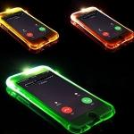 (502-003)เคสมือถือซัมซุง Case Samsung A8 เคสนิ่มใสสไตล์กันกระแทก Flash LED