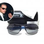 แว่นกันแดด ic berlin model maja aubergine 62-15 <กันเมทัล>