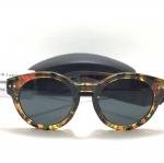 แว่นกันแดด Coldwater Creek Sunglasses <กระ>