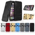 (538-010)เคสมือถือไอโฟน Case iPhone X เคสกันกระแทกสไตล์ IronMan