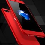 (491-032)เคสมือถือ Case Huawei Nova 2 เคสพลาสติกสไตล์กันกระแทก 360 องศาพร้อมหน้าจอกระจกนิรภัย
