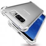 (436-278)เคสมือถือซัมซุง Case Samsung Galaxy Note8 เคสนิ่มใสขอบหนาสไตล์กันกระแทก