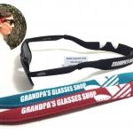 สายคล้องแว่นตา Grandpa's Glasses Shop <ลอยน้ำได้>