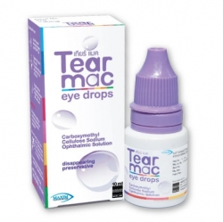 น้ำตาเทียม Tear Mac 10 ml. SALE ถูกมาก