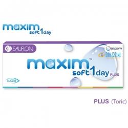 Maxim Soft 1Day Toric คอนแทคเลนส์ใส รายวัน สำหรับสายตาเอียง Pre-Order