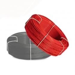 สายไฟ PV ขนาด 4 sq.mm. สีแดง ยาว 1 เมตร