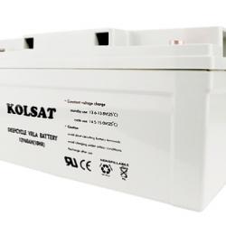 แบตเตอรี่ Deep Cycle Kolsat Nano GEL 60Ah 12V