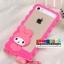 (พร้อมส่ง)เคสมือถือไอโฟน case iphone 5/5s บัมเปอร์กระต่าย Melody คิตตี้ thumbnail 1