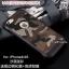 (385-047)เคสมือถือไอโฟน 4/4s Case iPhone เคสนิ่มกรอบหลังพลาสติกแข็งลายพรางกันกระแทก thumbnail 10