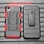 (002-093)เคสมือถือ Case HTC Desire 626 เคสกันกระแทกขอบสีรุ่นเหน็บเอว thumbnail 7