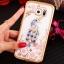 (025-1145)เคสมือถือซัมซุง Case Samsung Galaxy S7 เคสนิ่มซิลิโคนใสลายหรูประดับคริสตัล พร้อมแหวนเพชรมือถือตั้งโทรศัพท์ thumbnail 16