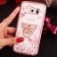 (025-1145)เคสมือถือซัมซุง Case Samsung Galaxy S7 เคสนิ่มซิลิโคนใสลายหรูประดับคริสตัล พร้อมแหวนเพชรมือถือตั้งโทรศัพท์ thumbnail 4