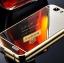(025-170)เคสมือถือ Case Huawei Ascend G7 เคสกรอบโลหะพื้นหลังอะคริลิคเคลือบเงาทอง 24K thumbnail 7