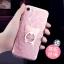 (025-990)เคสมือถือไอโฟน Case iPhone 7 Plus/8 Plus เคสนิ่มพื้นหลังลายวิ้งค์ Glitter แบบมีแหวนมือถือ/ไม่มีแหวนมือถือ thumbnail 3